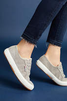 Superga Shearling-Lined Sneakers