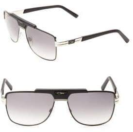 Cazal 60MM Aviator Sunglasses