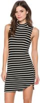 Swell Seeing Stripes Body Con Dress