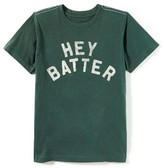 Boy's Peek Hey Batter T-Shirt
