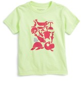 Patagonia Toddler Boy's Baby Live Simply Sea Buds T-Shirt