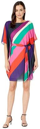 Trina Turk Ellwood Dress (Multi) Women's Clothing