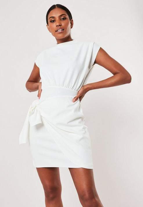 29596a6d07 Missguided Wrap Dresses - ShopStyle Canada