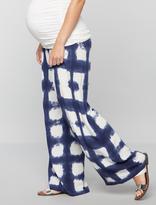 A Pea in the Pod Splendid Under Belly Wide Leg Maternity Pants