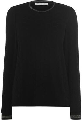Sofie Schnoor Jana Textured Long Sleeve Sweatshirt