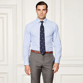 Ralph Lauren Purple Label Aston Gingham Dress Shirt