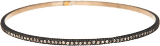 Yossi Harari Lilah Cognac Diamond Bangle