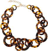 Charmed by JLM Tortoise Link Necklace