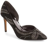 Donald J Pliner Women's Keara Crystal Embellished Pump