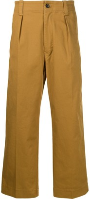 Tommy Hilfiger straight-leg chinos