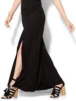 New York & Co. High-Slit Maxi Skirt