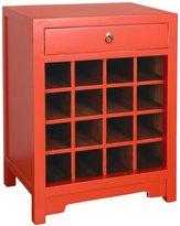 Antique Revival Porthos Home CB088A ORG Chauvet Wine Cabinet