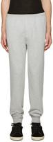 Alexander Wang Grey Vintage Fleece Lounge Pants
