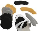 Foot Petals Tip Toes 3-Pair Pack & Heavenly Heelz 3-Pair Pack Combo