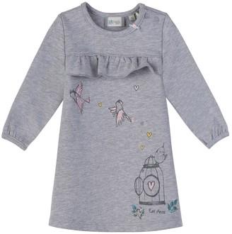 Sanetta Baby_Girl's Dress Knitted