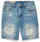 Ralph Lauren Boys' Denim Cutoff Shorts - Big Kid