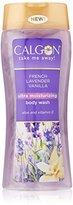 Calgon Ultra-Moisturizing Body Wash (French Lavender Vanilla, 16-Ounce)