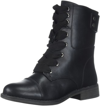 Call it SPRING Women's Telling Combat Boot