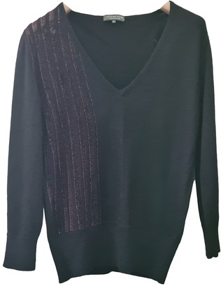 Scaglione Black Cashmere Knitwear for Women