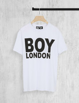 Boy London print cotton-jersey t-shirt