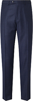 John Lewis Woven By Ermenegildo Zegna Super 160s Wool Tailored Suit Trousers, Airforce Blue