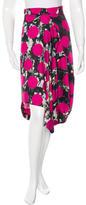 Vivienne Westwood Asymmetrical Printed Skirt