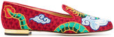 Charlotte Olympia Dragon loafers