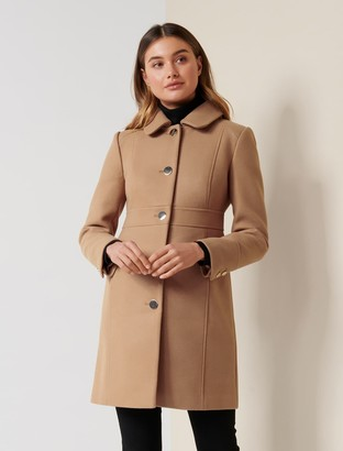 Ever New Lulu Petite Dolly Coat