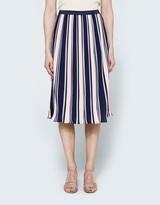 Val Pleated Skirt