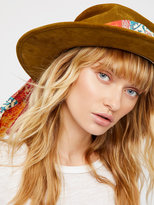 Free People Astral Traveller Suede Hat