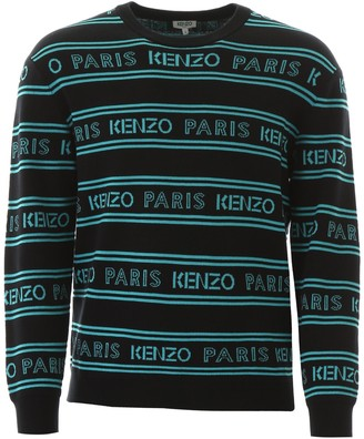 Kenzo Logo Knitted Pullover