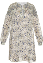See by Chloe Floral-print cotton dress