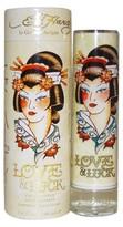 Christian Audigier Ed Hardy Love & Luck by Eau de Parfum Women's Spray Perfume - 3.4 fl oz
