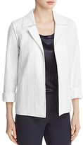 Lafayette 148 New York Phillipe Open Front Jacket