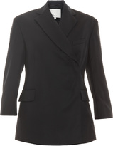 3.1 Phillip Lim Wrap Over Blazer