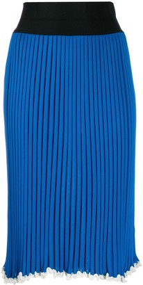 Céline Pre-Owned 2000s Pre-Owned Knitted Skirt