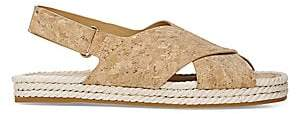 Vince Women's Essen Espadrille Cork Platform Sandals