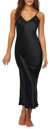 Ginia Silk Long Gown