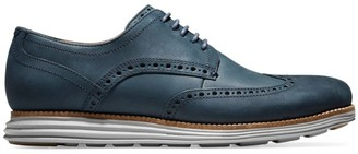 Cole Haan Original Grand Shortwing Leather Shoes
