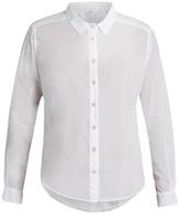 Velvet by Graham & Spencer Minnie cotton shirt