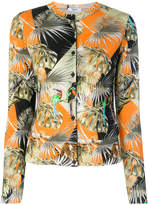 Blugirl jungle slim-fit cardigan