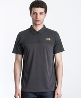 The North Face Zip Tech Polo Shirt