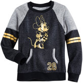 Disney Minnie Mouse Raglan Pullover Sweater for Women