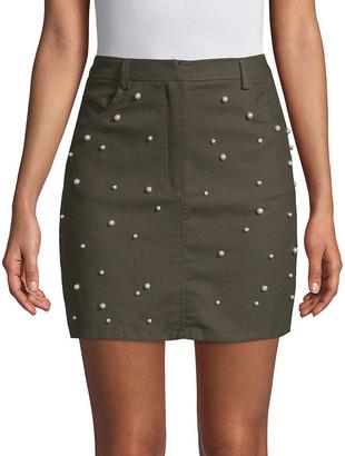 Lea & Viola Pearl Mini Skirt