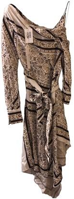 Jonathan Simkhai Multicolour Viscose Dresses