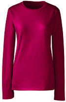 Classic Women's Relaxed Supima Crewneck T-shirt-Raspberry Sorbet