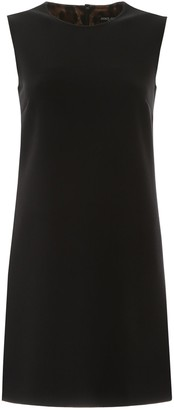 Dolce & Gabbana A-Line Mini Dress
