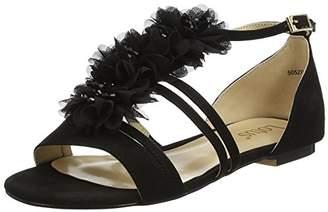 Lotus Women's Elise Ankle Strap Heels, (Pink), 40 EU
