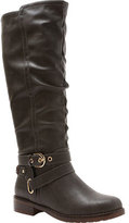 XOXO Women's Martin Tall Boot