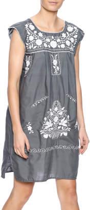 Nativa Mexican Puebla Dress